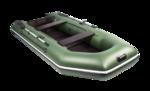 Надувная лодка Аква 3200 слань-книжка киль