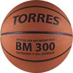 Мяч баскетбольный TORRES BM300 размер 6