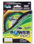 Плетеный шнур Power Pro Hi-Vis Yellow 92м